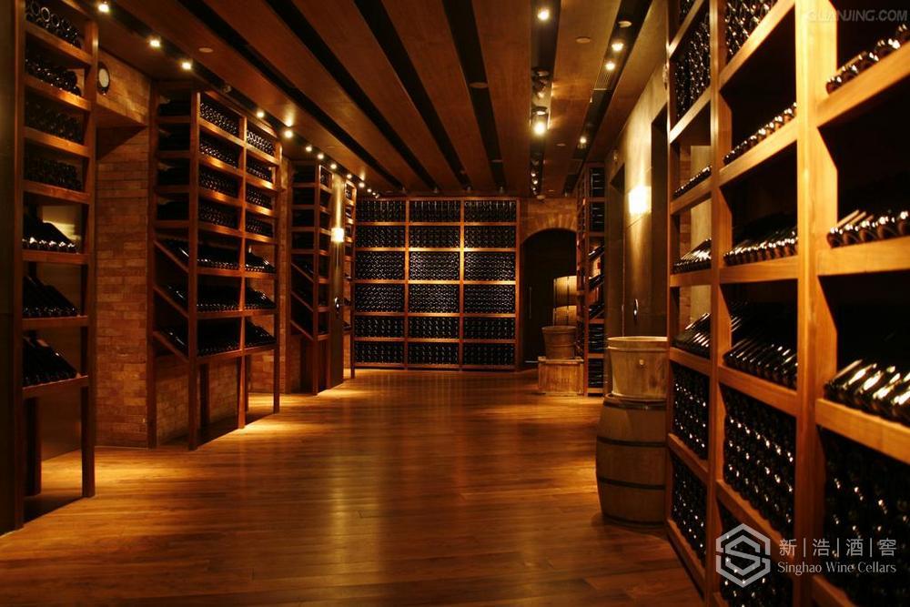 仓储型酒窖1