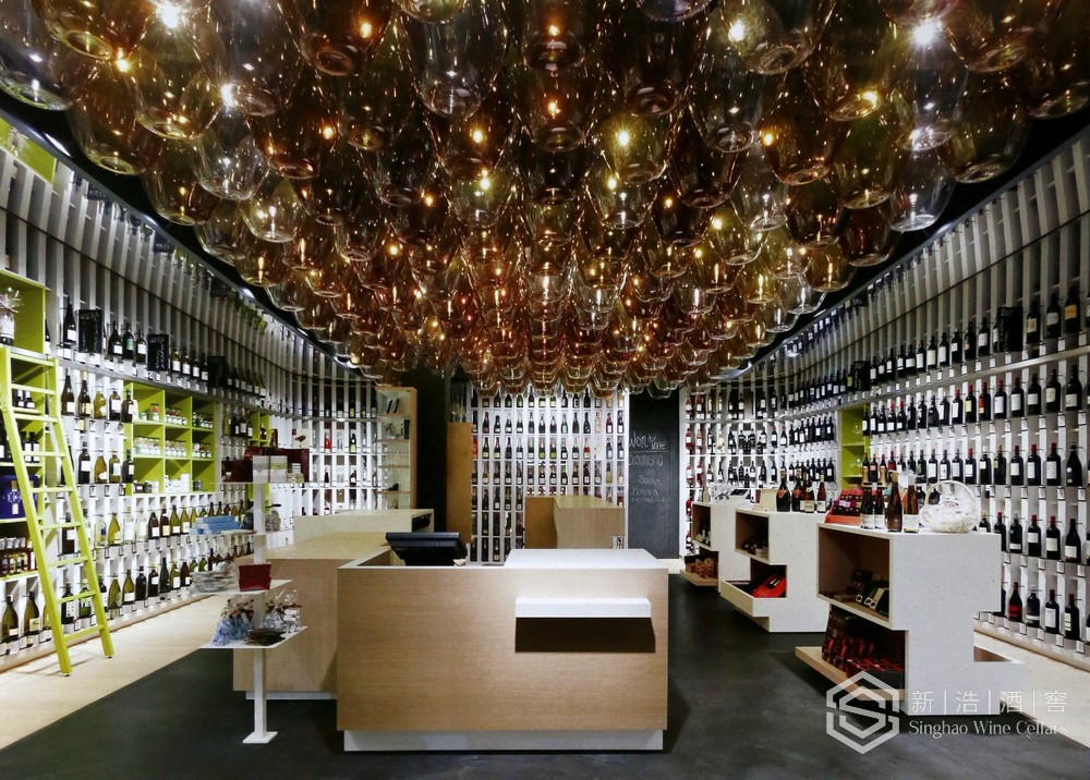 葡萄酒卖场4
