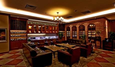 波尔多红酒会所