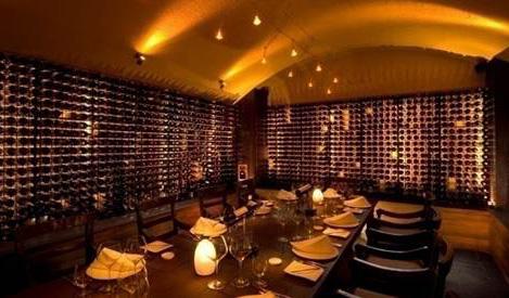 葡萄酒文化西餐厅