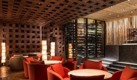 北京四季酒店餐厅酒窖