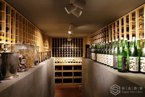 波托菲诺1期小型别墅酒窖